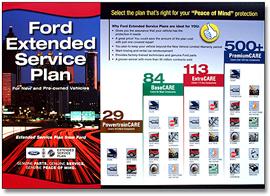 Warranty plans
